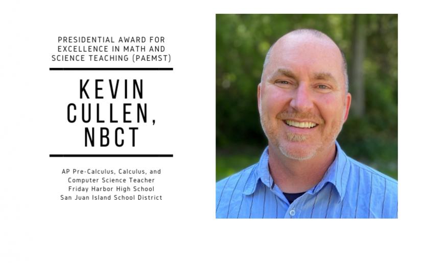 Kevin Cullen, NBCT