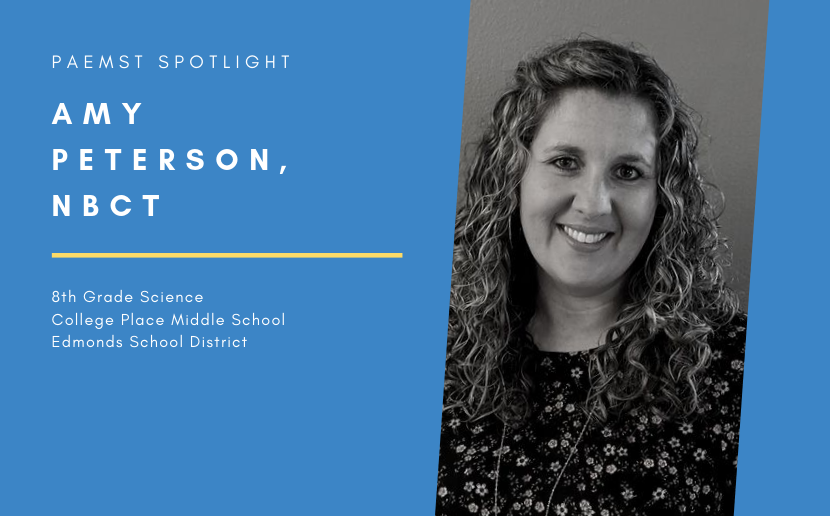 PAEMST Spotlight: Amy Peterson, NBCT