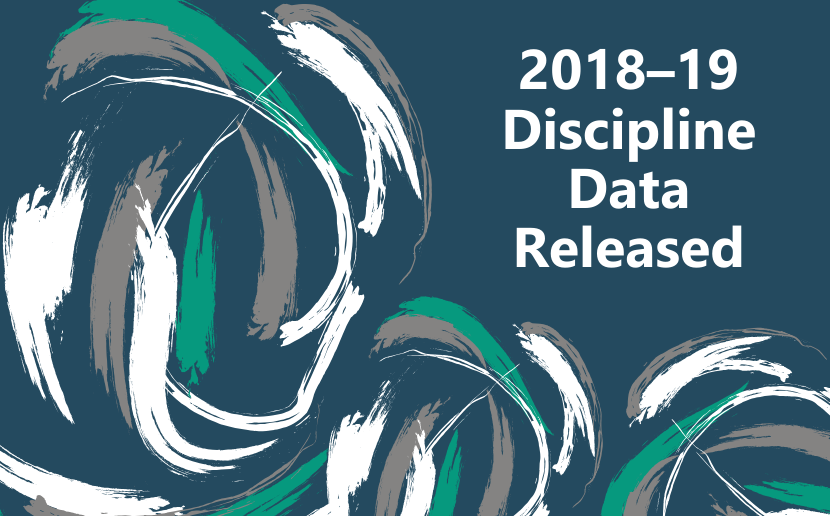 OSPI Releases Discipline Data for 2018-19