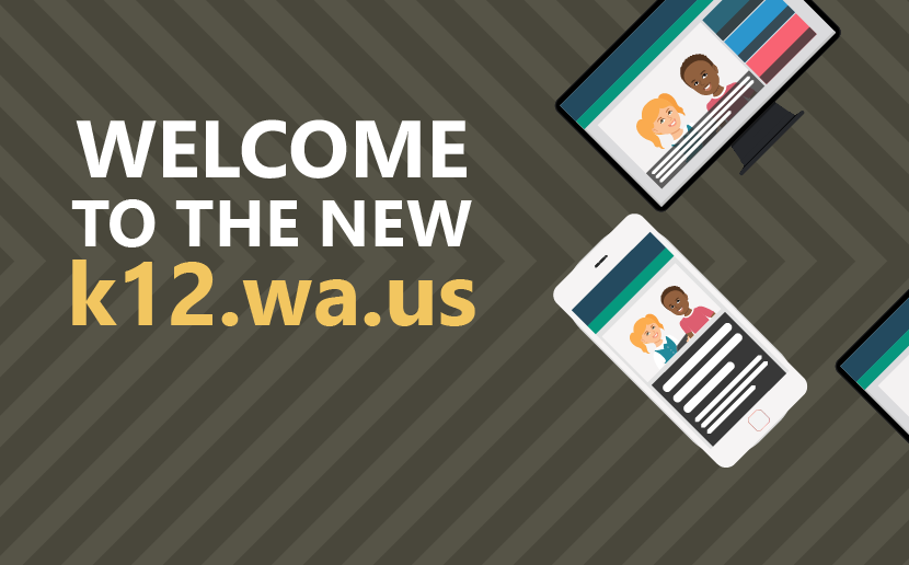 Welcome to the new k12.wa.us!